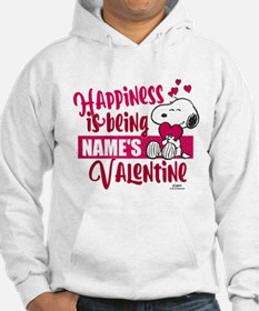 Snoopy Happiness is Being - Pers Hoodie