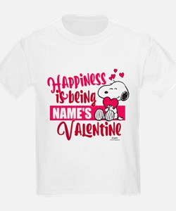 Snoopy Happiness is Being - Per T-Shirt