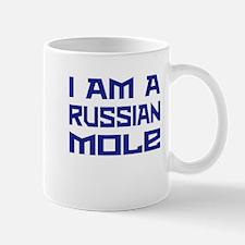 Russian Mole Mugs
