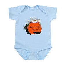 Black Cat & Witches Brew Infant Bodysuit
