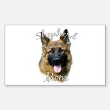 GSD Mom2 Rectangle Decal