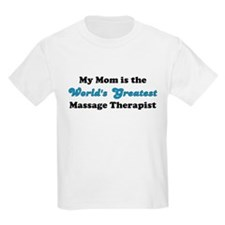 Mom World's Greatest MT T-Shirt