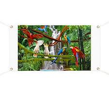 Cute Waterfalls Banner