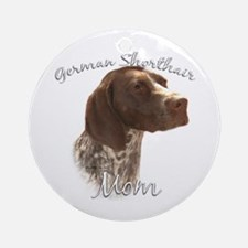 GSP Mom2 Ornament (Round)