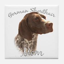 GSP Mom2 Tile Coaster