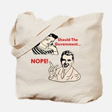 Should The Government Tote Bag