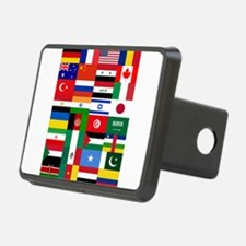 Country Flags Hitch Cover