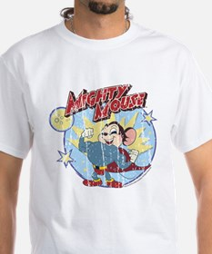 Mighty Mouse: Vintage Hero Shirt