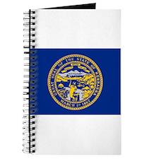 Nebraska State Flag 2 Journal