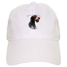 Wirehaired Mom2 Baseball Cap