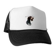 Wirehaired Dad2 Trucker Hat