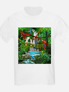 Unique Cockatoo T-Shirt