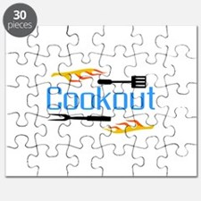 Cookout Tools Puzzle