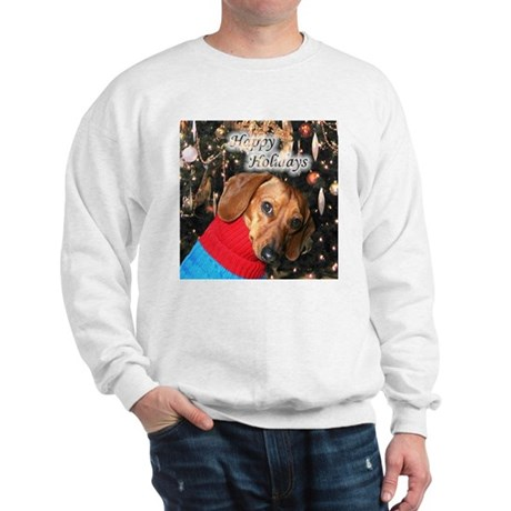 Happy Holidays Doggie Sweatshirt