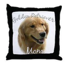 Golden Mom 2 Throw Pillow