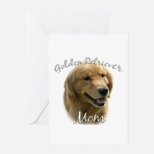 Golden Mom 2 Greeting Card