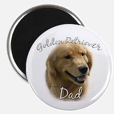 Golden Dad2 Magnet