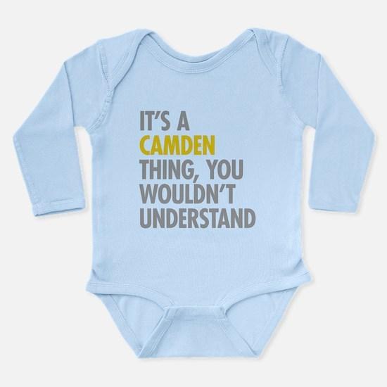 Camden Thing Body Suit