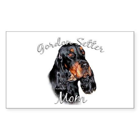Gordon Mom2 Rectangle Sticker