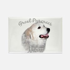 Pyr Mom2 Rectangle Magnet