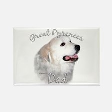 Pyr Dad2 Rectangle Magnet