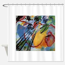 Wassily Kandinsky Improvisation 26 Shower Curtain