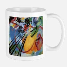 Wassily Kandinsky Improvisation 26 Mugs