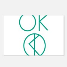 OK Postcards (Package of 8)