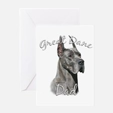 Dane Dad2 Greeting Card