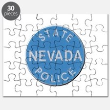 Nevada State Police Puzzle