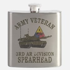 3rd AD Flask