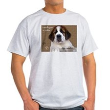 Unique Saint bernard T-Shirt