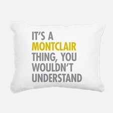 Montclair Thing Rectangular Canvas Pillow