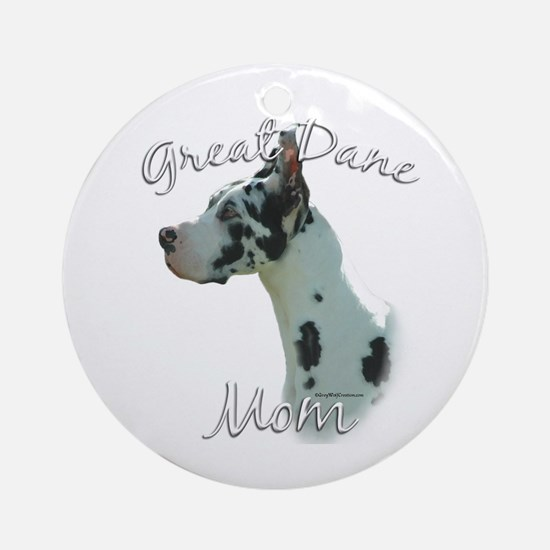 Dane Mom2 Ornament (Round)