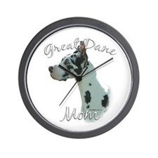 Dane Mom2 Wall Clock