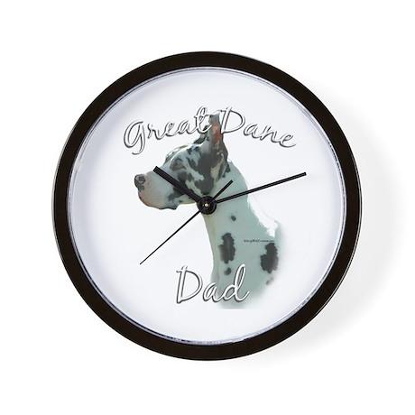 Dane Dad2 Wall Clock