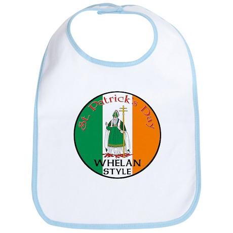 Whelan, St. Patrick's Day Bib