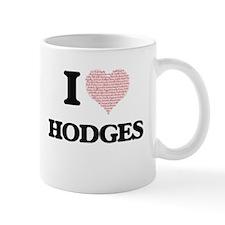 I Love Hodges Mugs