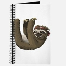 skull sloth Journal
