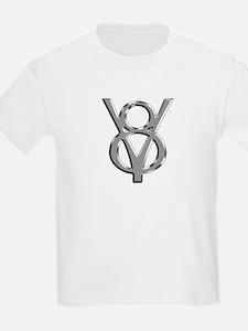 V8 Chrome T-Shirt