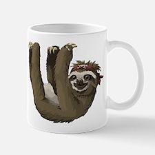 skull sloth Mugs