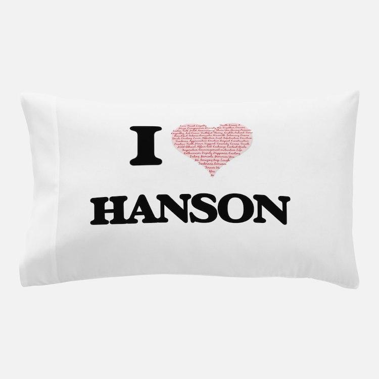 Love Pillow Case From Modern Family : Hanson Family Bedding Hanson Family Duvet Covers, Pillow Cases & More!