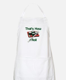 That's How I Roll (Sushi) BBQ Apron