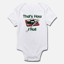 That's How I Roll (Sushi) Infant Bodysuit