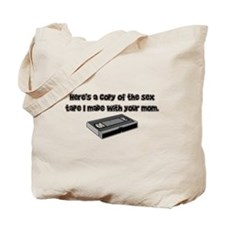 Your Mom's Sex Tape Tote Bag