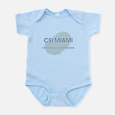 CSI:MIAMI Infant Bodysuit