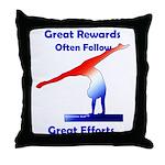 Gymnastics Pillow - Rewards