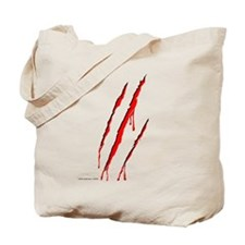 Clawed to Death Tote Bag