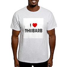 I * Rhubarb T-Shirt