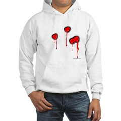 Shot To Death Hooded Sweatshirt